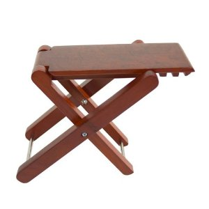 Wooden Footstool For Classical Guitar This Is Classical