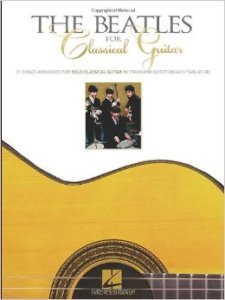 The Beatles for Classical Guitar or Fingerstyle