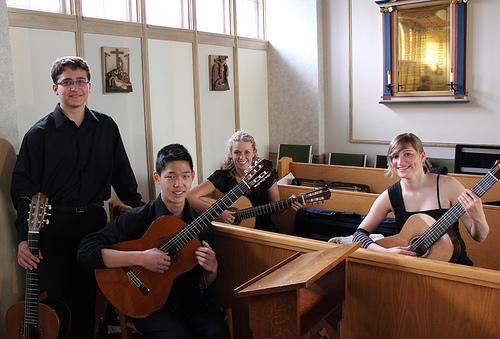 Collegium Guitar Quartet