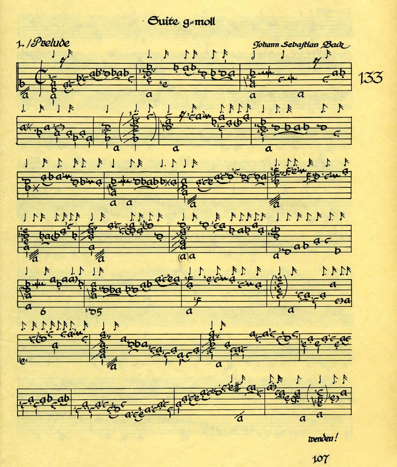 The Myth of Bach's Lute Suites by Clive Titmuss | This is