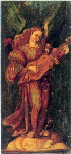 """Like the lute in Italy during the 1500's, the vihuela was associated with the divine, the angelic."""