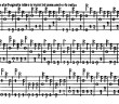 Dalza Spagnola Tab Sample