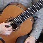 Alternating Fingers Classical Guitar