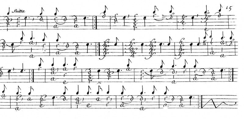 De Visee Passacaille in D minor p.2