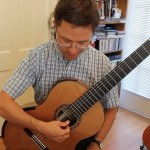 Cross-string Exercises For Classical Guitar