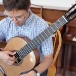 Intermediate Arpeggio Exercise for Classical Guitar