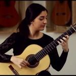 Andrea González Caballero, Guitar