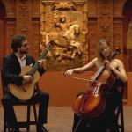 Rupert Boyd (Guitar) & Laura Metcalf (cello)