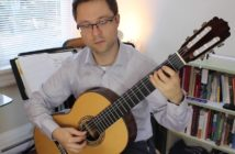 Graded Classical Guitar Lessons
