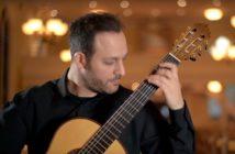 Tariq Harb Plays Bach, Guitar