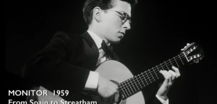 One Hour BBC Special on John Williams, Guitarist