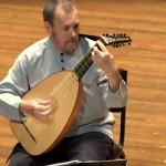 Nigel North, Lute