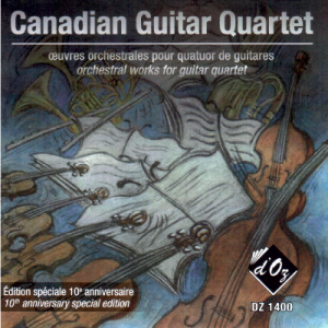 Orchestral Works - Canadian Guitar Quartet