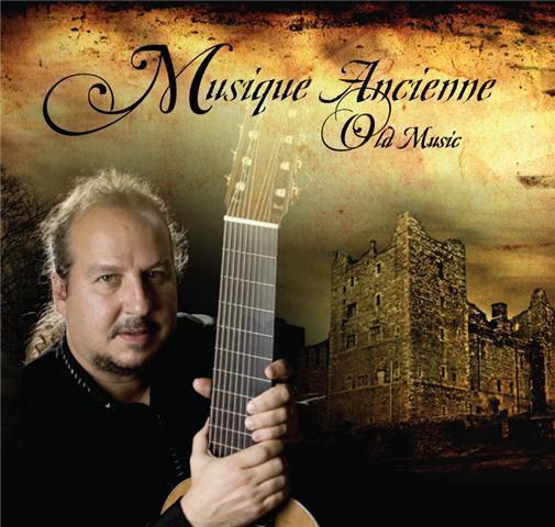Bruno Jacques Pelletier - Musique Ancienne