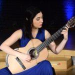 Andrea Gonzalez Caballero, Guitar