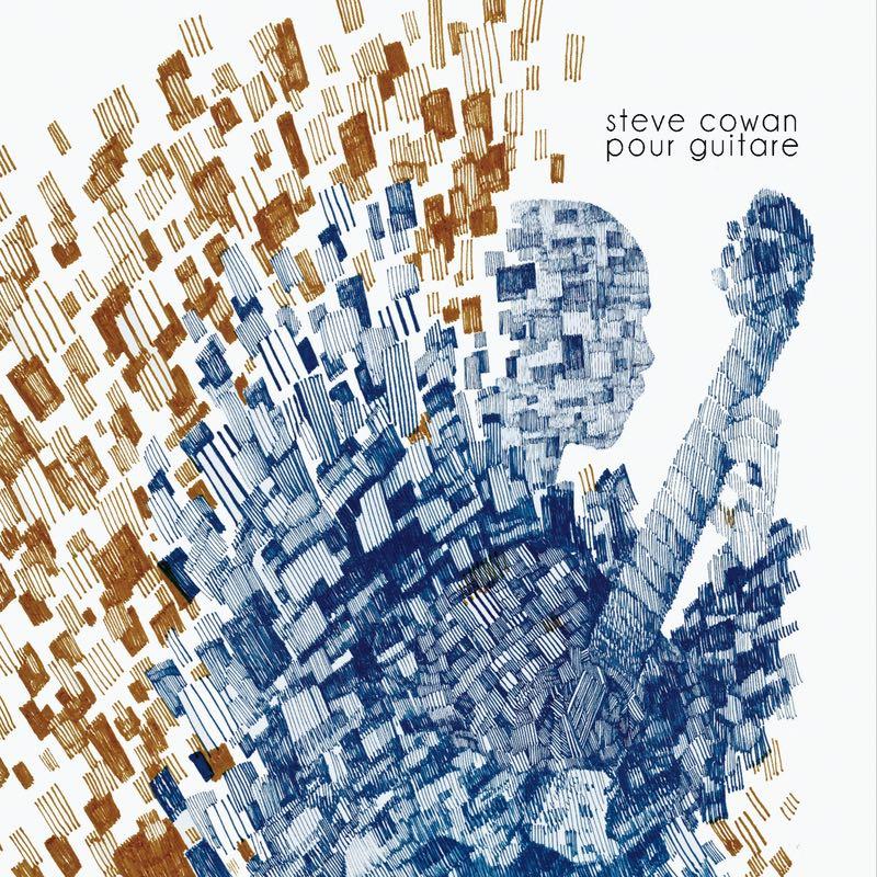 Steve Cowan - Pour guitare