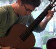Thomas Viloteau, guitar