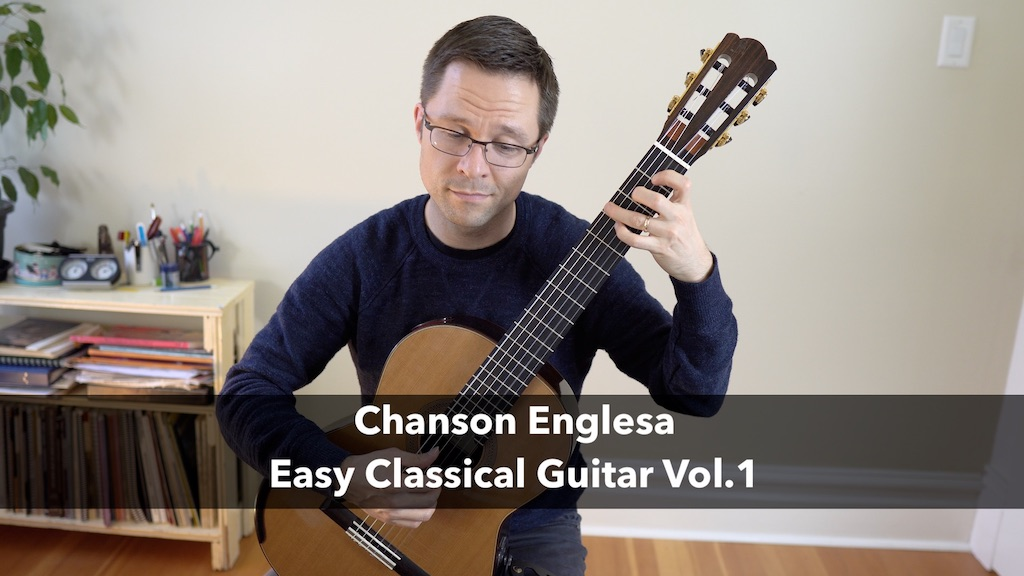 Canson Englesa (Lusty Gallant) from the Dallis Lute Book