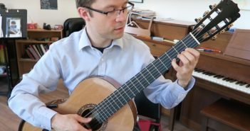 Easy Classical Guitar Songs