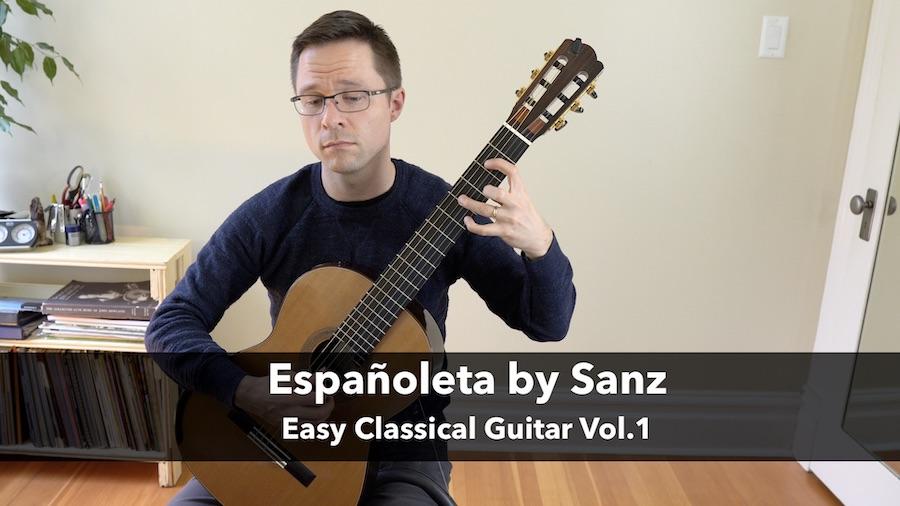 Españoleta Theme by Sanz