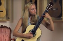 Julia Trintschuk, guitar