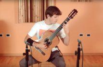 Uros Baric, Guitar
