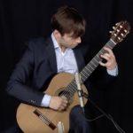 Piotr Pakhomkin, Guitar