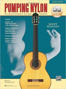 Pumping Nylon by Scott Tennant for Classical Guitar