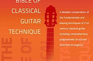 The Bible of Classical Guitar Technique by Hubert Käppel