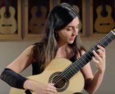 Andrea González Caballero Plays Danza del Molinero by de Falla