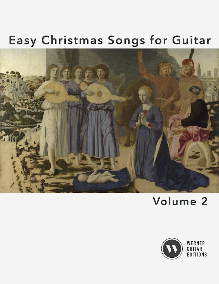 Easy Christmas Songs For Guitar Volume 2 This Is Classical Guitar