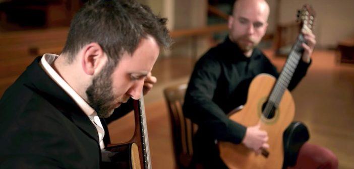 Adam Cicchillitti & Steve Cowan Play Rodrigo