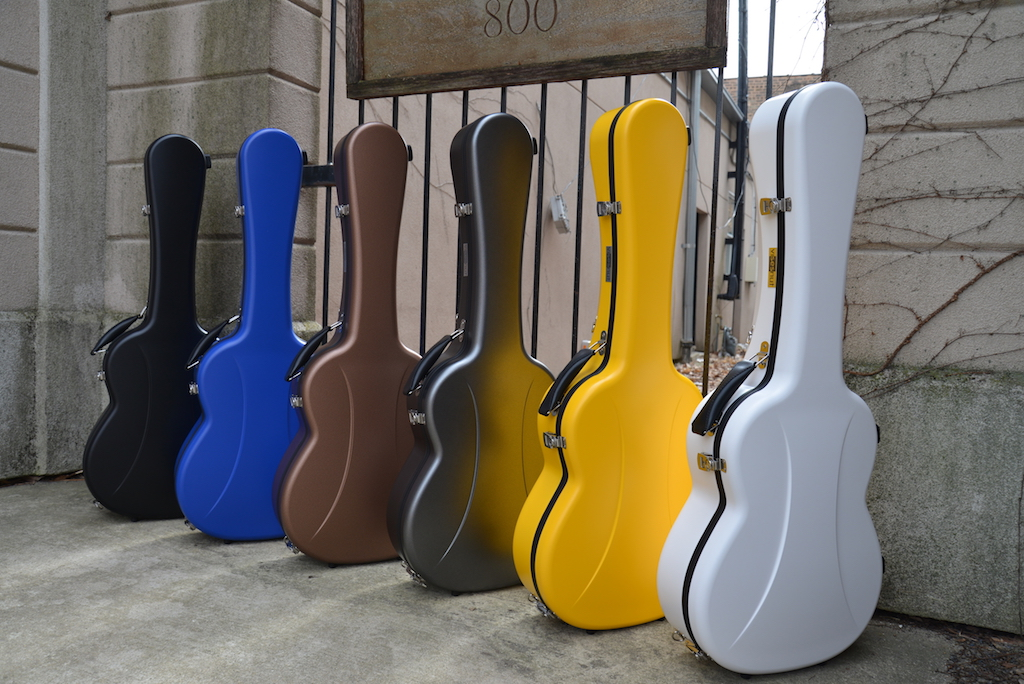 6c19286704 Visesnut Guitar Cases appear to be one of the best lightweight travel cases  on the market with a sleek design and a reputation for durability.