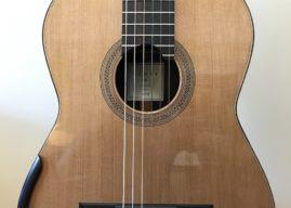 2018 Douglass Scott Classical Guitar