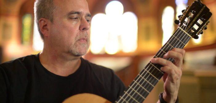 Jeffrey McFadden Plays Cuatro Piezas by Ponce