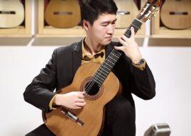Tengyue Zhang Plays Scarlatti K53