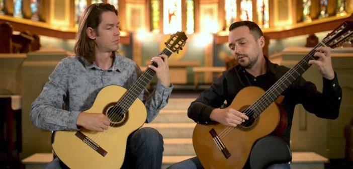 Henderson-Kolk Duo Play Mozart