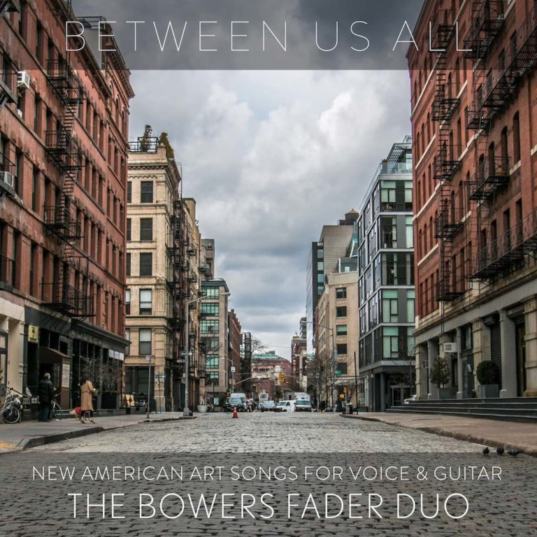 Bowers Fader Duo - Between Us All