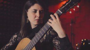 Valeria Galimova plays Quatre Pièces Brèves by Frank Martin