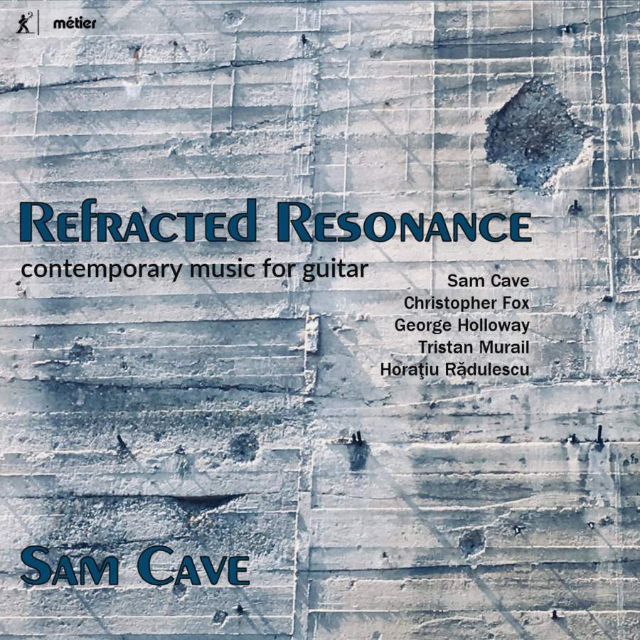 Refracted Resonance by Sam Cave