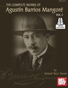 Barrios Guitar Sheet Music Vol. 2