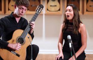 Britten - Aaron Haas and Anastasia Malliaras