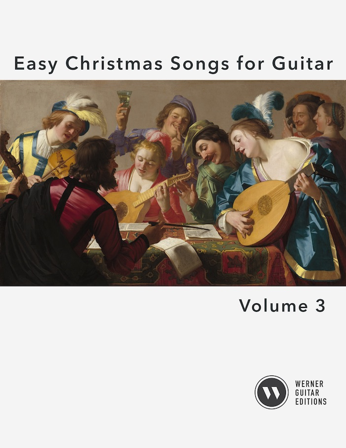 Easy Christmas Songs for Guitar – Volume 3