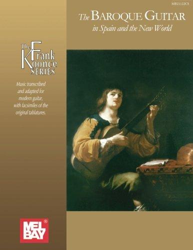 Koonce - Baroque Guitar