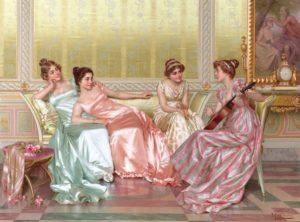Romantic Era Classical Guitar