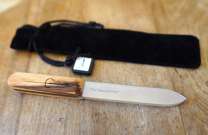 Soundfile - Nail File for Classical Guitar