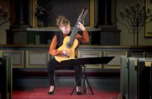 Mari Mäntylä - 10 String Guitar decacorde