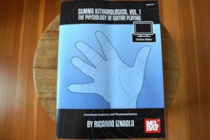 Summa Kitharologica-The Physiology of Guitar Playing by Ricardo Iznaola