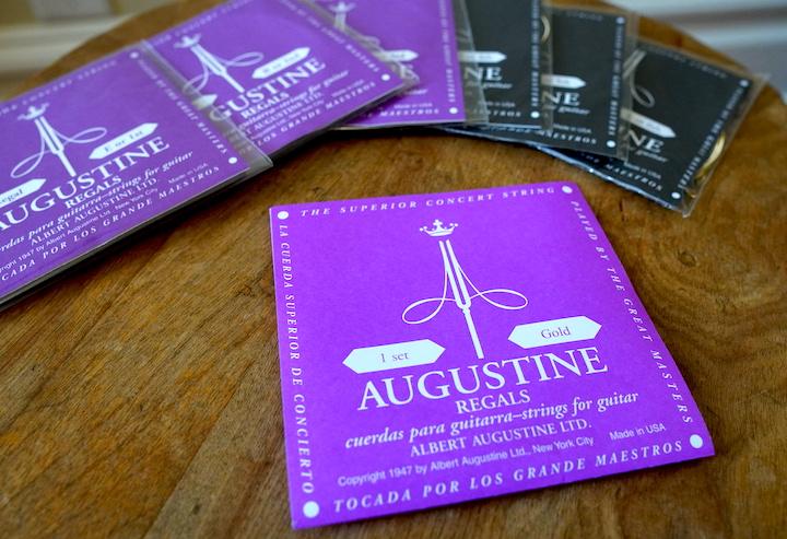 Augustine Regal Strings - Guitar