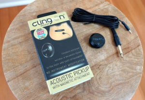 Cling On Acoustic Pickup for Classical Guitar